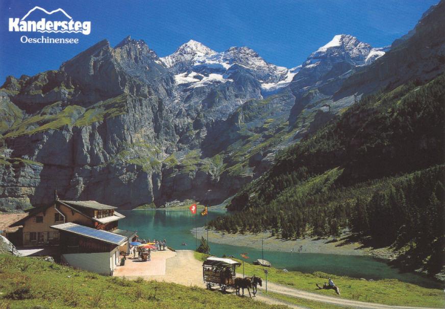 Kandersteg Switzerland photos kandersteg travel pictures  : Kandersteg6 from newhairstylesformen2014.com size 872 x 605 jpeg 122kB